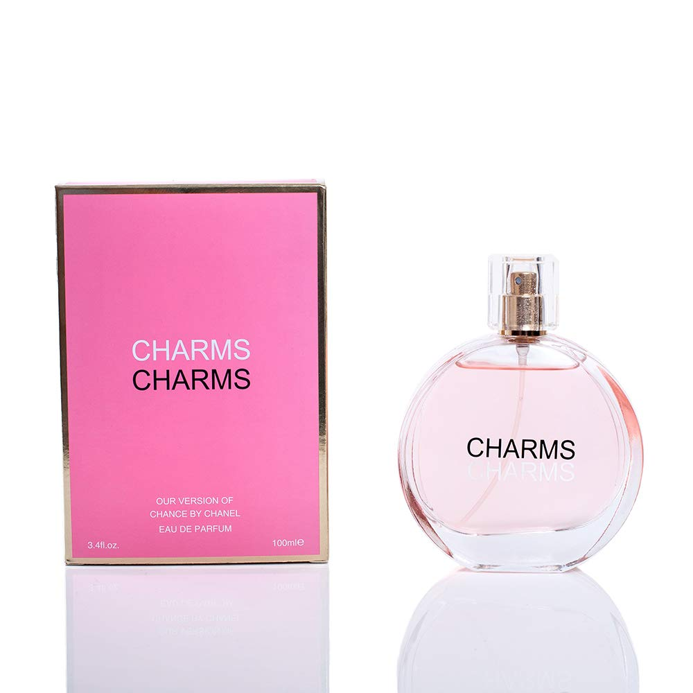 Amazoncom Charms By Lovali Perfume For Women Eau De Parfum Spray