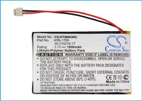 Bateria : RTI T3V T3-V T3-V+ Remote Control