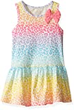 The Childrens Place Baby Girls Sleeveless Casual Dresses, Caribbean Leopard 7136, 18-24 Months