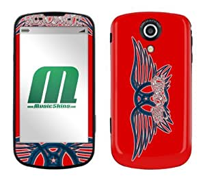 Zing Revolution LA Pop Art Premium Vinyl Adhesive Skin for Samsung Galaxy S4, Obama (MS-LPOP170456)