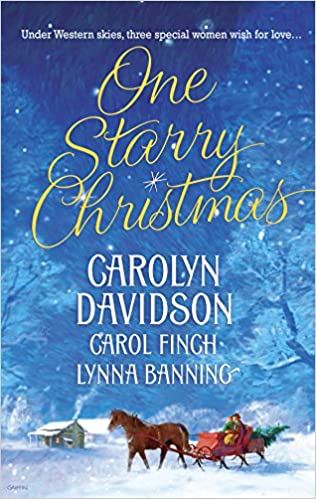 one starry christmas stormwalkers womanhome for christmashark the harried angels carolyn davidson carol finch lynna banning 9780373293230 - Starry Christmas