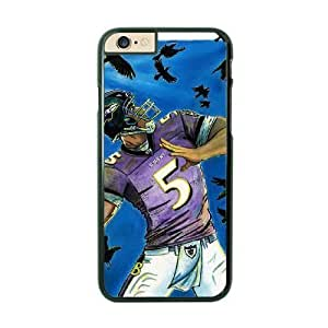 Best Diy iPhone 6 Black cell phone case cover Baltimore Ravens NFL cell phone case covers protective fScU89ahlQc Generic