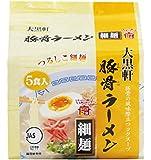 大黒 AKAGI とんこつラーメン 5食入 6袋 【1箱】 計30食入