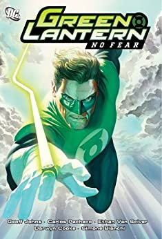 Green Lantern Vol. 1: No Fear by [JOHNS, GEOFF]