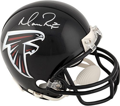 Matt Ryan Atlanta Falcons Autographed Mini Helmet   Fanatics Authentic Certified   Autographed Nfl Mini Helmets