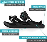 The Latest Ski Shoes, 0.39 Inch Ultra-Thin Snowshoe
