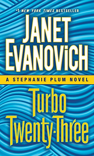 Book cover from Turbo Twenty-Three: A Stephanie Plum Novel by Janet Evanovich