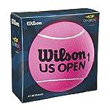 WILSON US Open Jumbo - Pelota de Tenis, Color Rosa