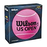 Wilson Jumbo Tennis Ball Pink