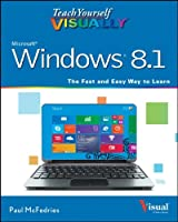 Teach Yourself VISUALLY Windows 8.1 Front Cover