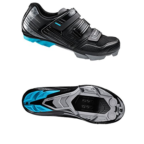 Shimano SH-WM53 Women'S MTB Black