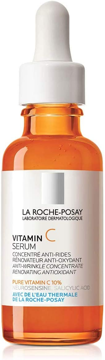 La Roche Posay Pure Vitamin C Serum 30 Ml Amazon Co Uk Beauty