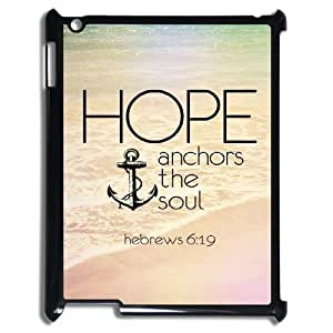 FOR Ipad 2/3/4 Case -(DXJ PHONE CASE)-Vintage Anchor-PATTERN 19