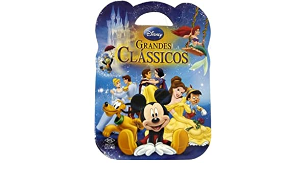 Disney Maleta. Grandes Clássicos - 8 Volumes (Em Portuguese do Brasil): Michel Amelin, 3: 9788536806006: Amazon.com: Books