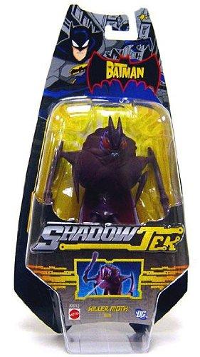 (The Batman Shadow Tek Action Figure Killer Moth)