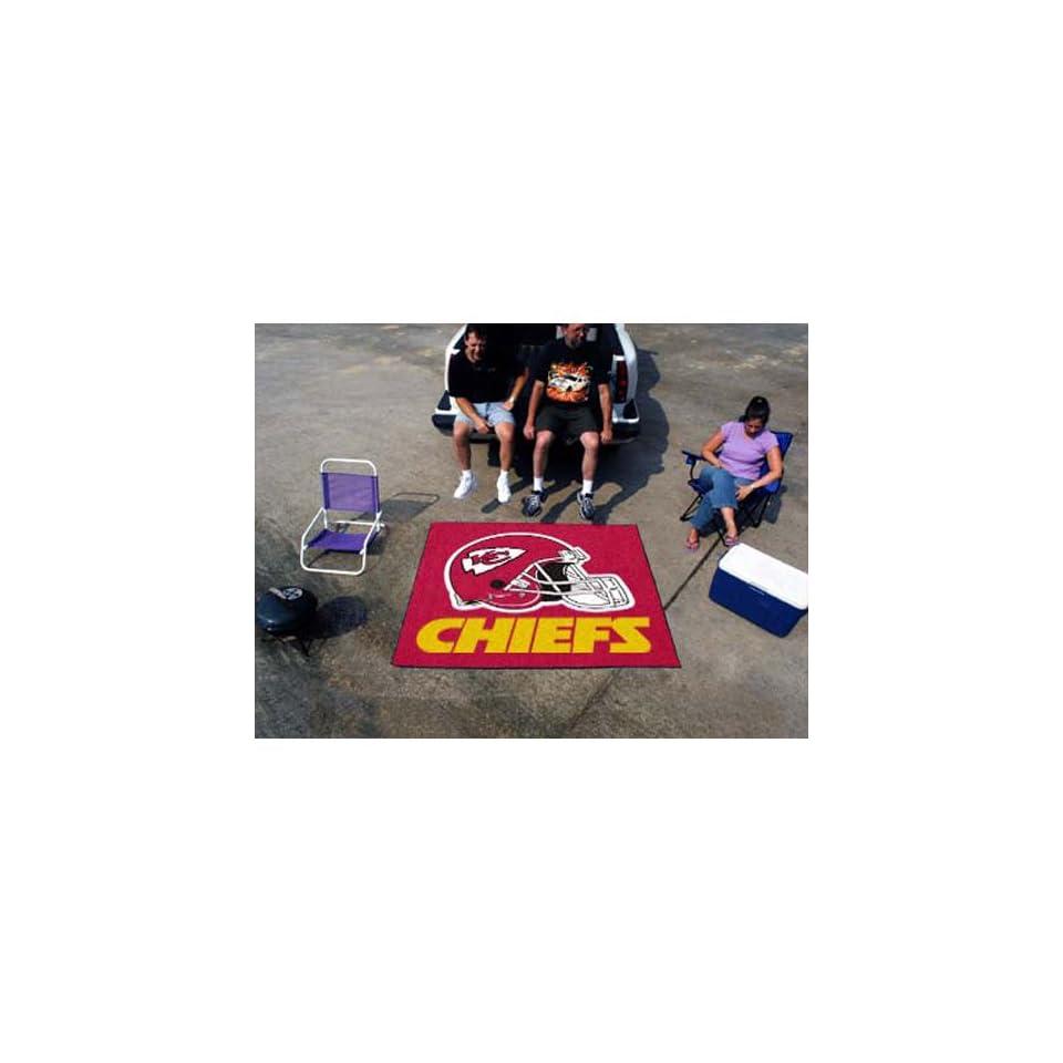 Kansas City Chiefs NFL Tailgater Floor Mat (5x6)