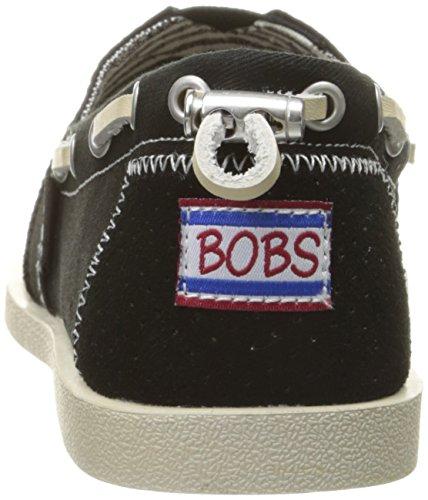 Bobs De Skechers RÃ © frigã © Luxe Shoe diadema Negro - negro