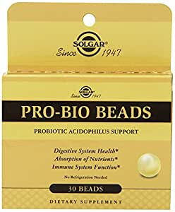 Solgar Pro-Bio Beads, 30 Count