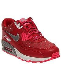 Nike Kids Air Max 90 Print (GS) Running Shoe