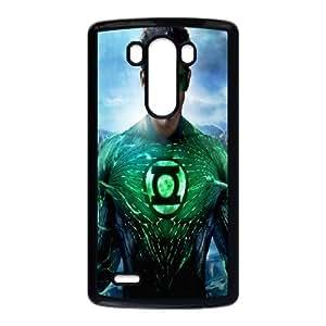 DIY Printed Green Lantern hard plastic case skin cover For LG G3 SNQ101967