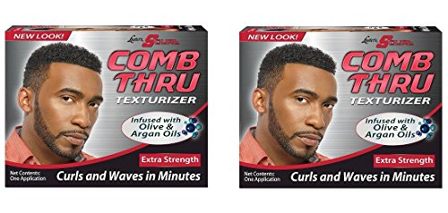 [ PACK OF 2] Luster Scurl Comb Thru Texturizer ( EXTRA Strength)