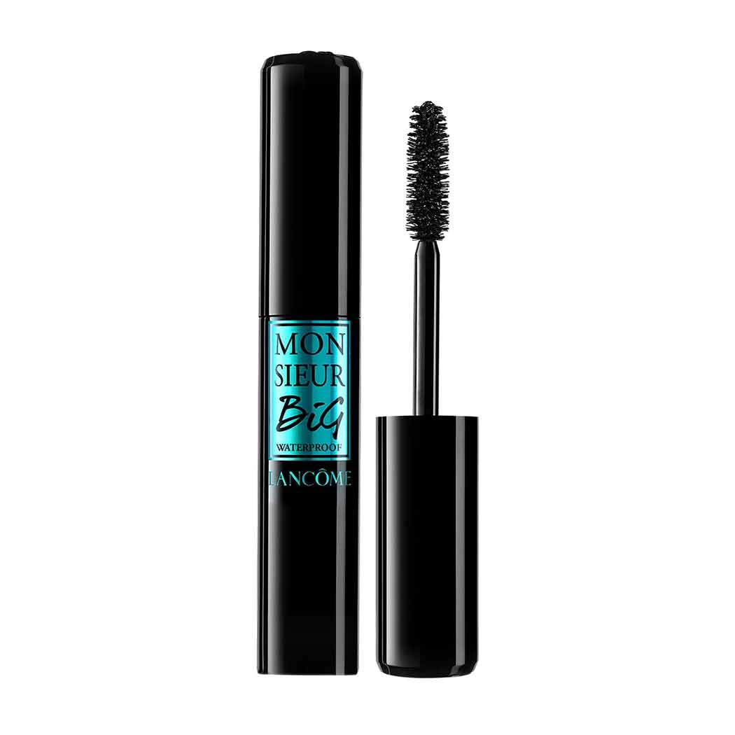 Monsieur Big Mascara Waterproof Black