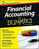 img - for Financial Accounting For Dummies [5/6/2013] Steven Collings book / textbook / text book