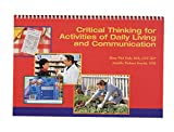 Critical Thinking for Activities of Daily Living and Communication, easel-back flipbook