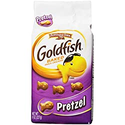 Pepperidge Farm Goldfish, Pretzel, 8-Ounce Package
