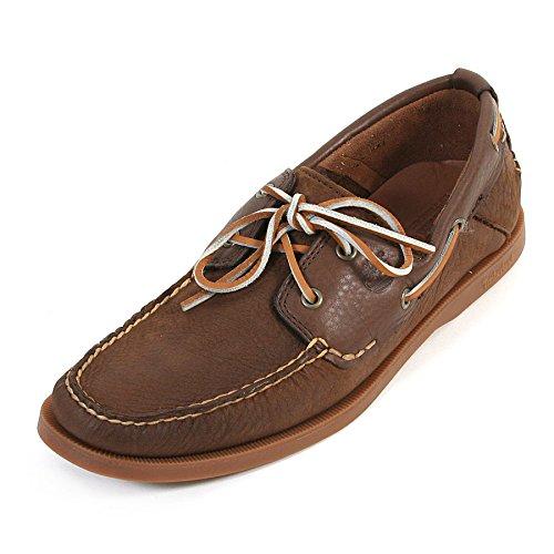 Timberland Earthkeepers Heritage Boat 2 Eye - Zapatos de cuero para hombre Brown