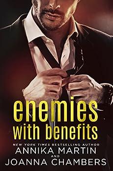 Enemies Benefits prologue Joanna Chambers ebook product image