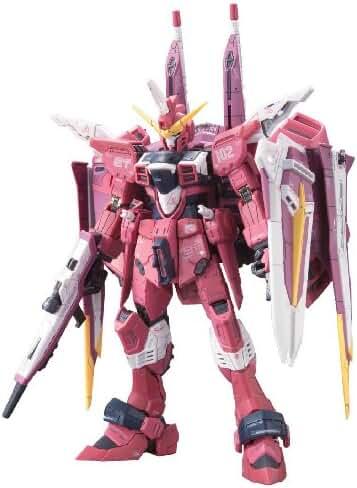 Bandai Hobby No.09 Justice Gundam Seed 1/144-Real Grade
