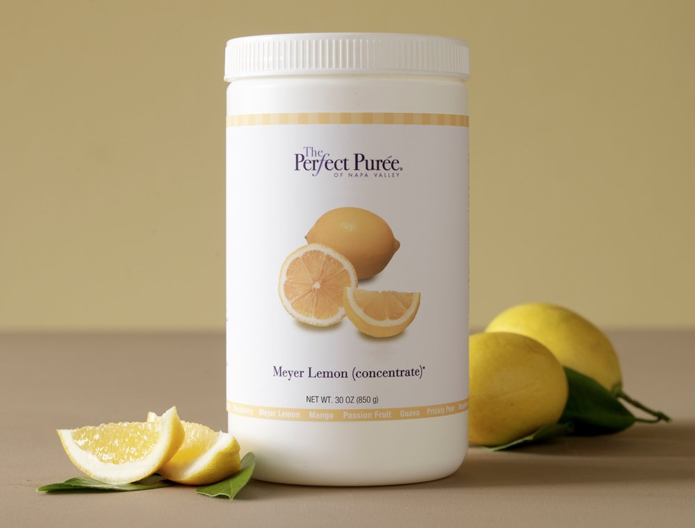 Meyer Lemon Concentrate - 30 Ounces (1 Container) 106208