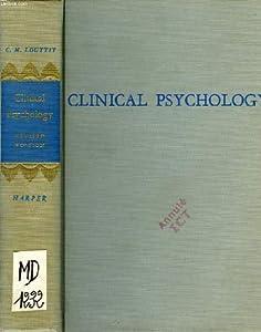 Clinical Psychology: A Handbook of Children's Behavior Problems
