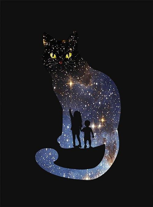 Famous Felines Art Poster A2 A4 sizes A3 A1