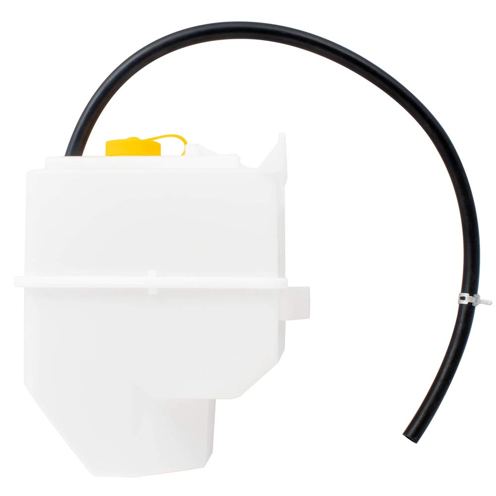 Brock Engine Coolant Recovery Tank Expansion Reservoir Bottle w//Cap for Infiniti I30 I35 Nissan Maxima replaces 21710-2Y00A NI3014119