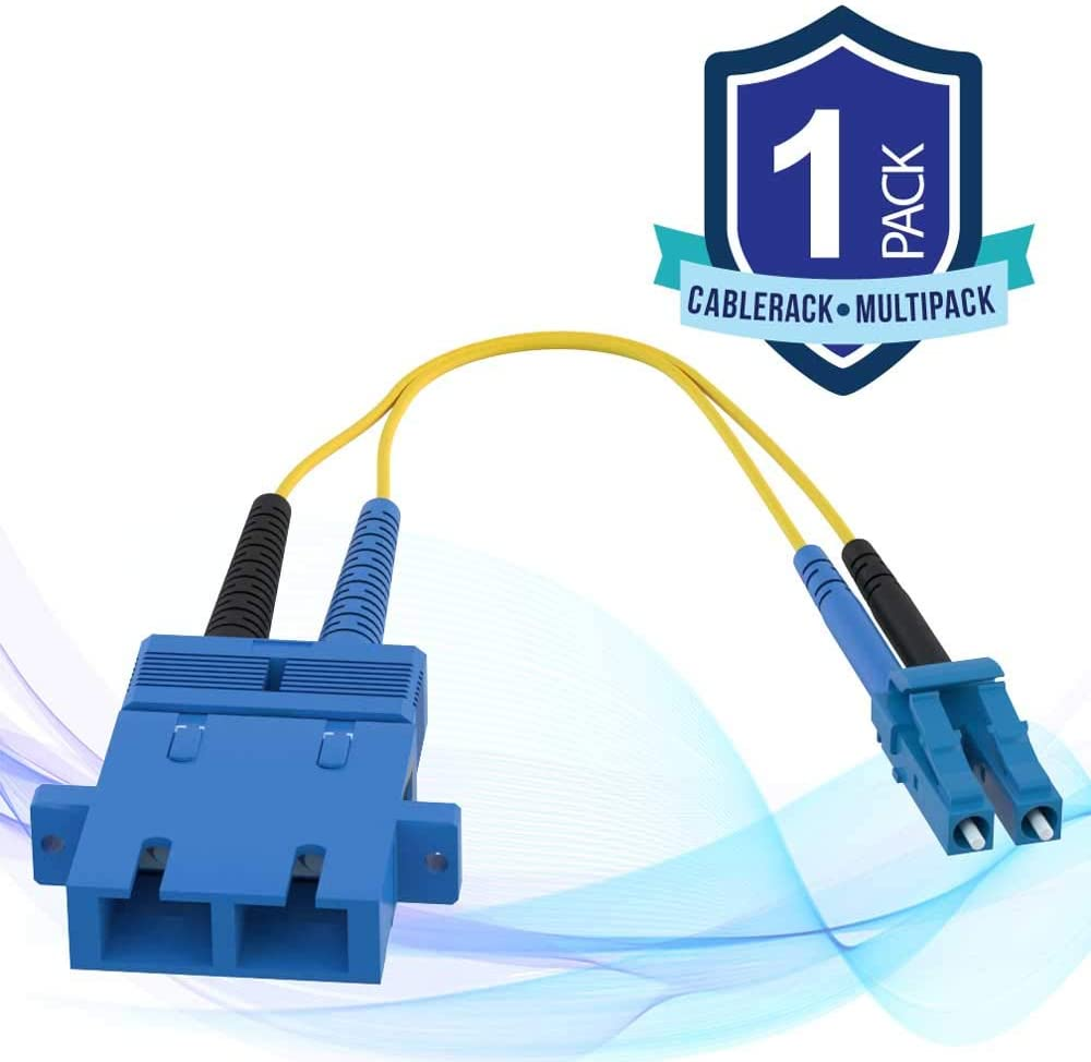 f//f lc//lc female//female adapter sm mm coupler 6 pack FiberCablesDirect Single-mode Multimode LC Female to LC Female Couplers 6 Pk Duplex LC to LC Female to Female Couplers