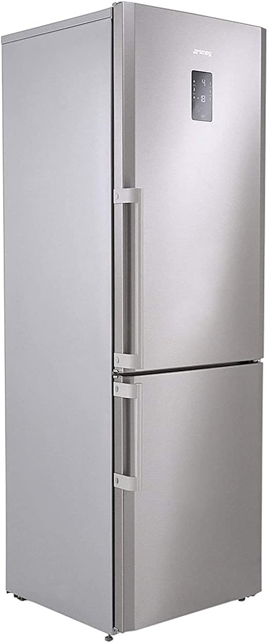 Smeg FC370X2PE Independiente 318L A++ Acero inoxidable nevera y ...