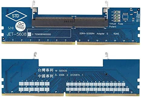 Notebook Geheugenkaart Riser Laptop DDR4 naar desktop DDR4 4-generatie Testuitbreidingskaart
