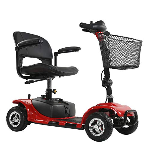 4 Wheel Electric Scooter - 7