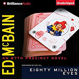 Eighty Million Eyes Audiobook