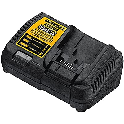 DEWALT DCB115 MAX Lithium Ion Battery Charger, 12V-20V by DEWALT