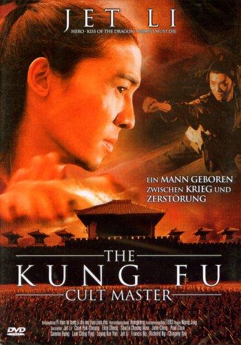 DVD Film - The Kung Fu Cult Master -JET LI- (D, GB)