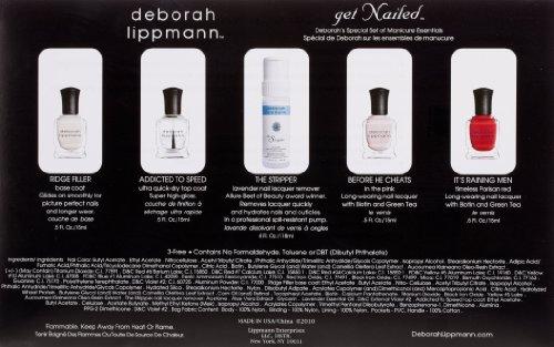 deborah lippmann Get Nailed Manicure Essentials by deborah lippmann (Image #2)