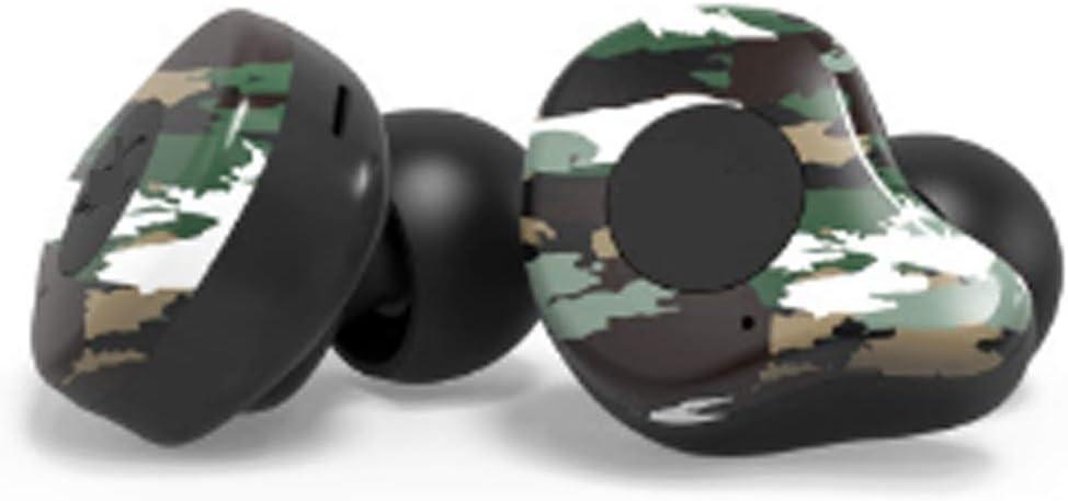 JCSW Auriculares Bluetooth, Auriculares Inalambricos en la Oreja, Deportivos Auriculares Bluetooth 5.0 Impermeable, Control Táctil, con Caja de Carga Portátil para iPhone y Android. Azul, HUN031UNH