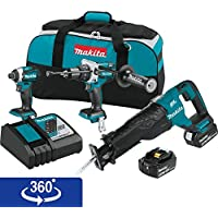 Makita Xt330T Lithium Ion Brushless Cordless Overview