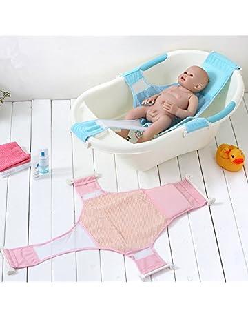 4b1a8552e StillCool Recién Nacido Asiento baño del bebé Accesorios de baño de Soporte  del Asiento baño de