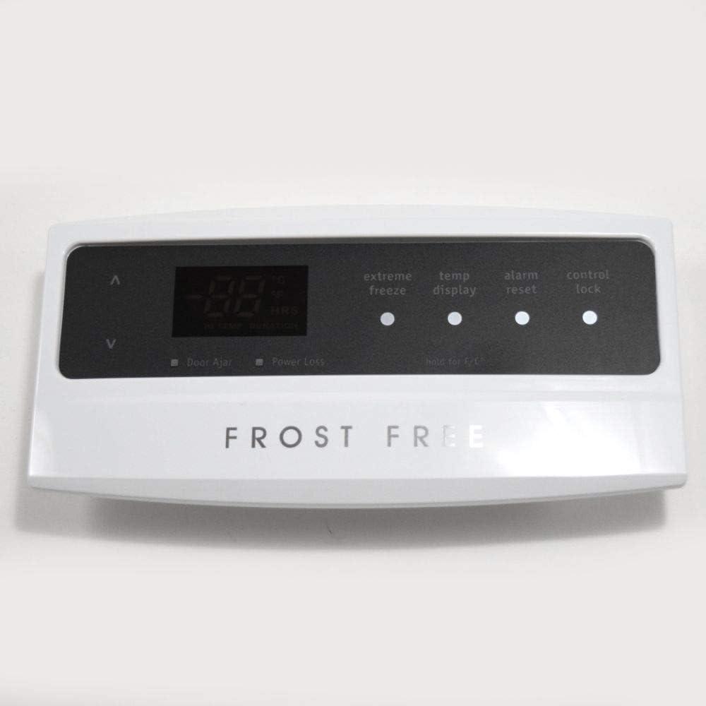 Appliances OEM Part White 297366310 Freezer Electronic Control ...