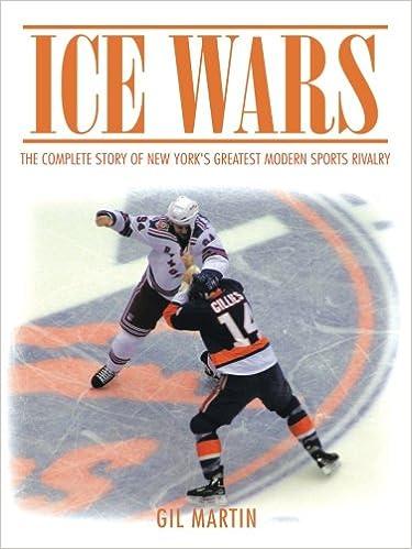 Book Ice Wars