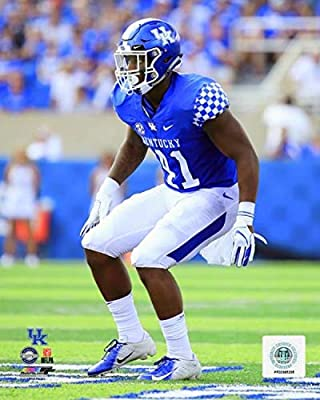"Josh Allen University of Kentucky Wildcats 2018 NCAA Action Photo (Size: 20"" x 24"")"